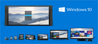 Microsoft Windows 10 Preview On Roll