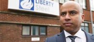 Sanjeev Liberty House Confirms Bid for Tata Steel