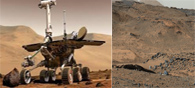 Mars Rover Reaches Its Primary Destination