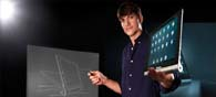 Now, Ashton Kutcher Designs Tablets