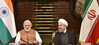 India,Iran Commit To Build Strong Relationship