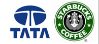 Tata,Starbucks to Synergy with Global Initiatives