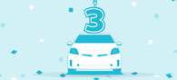 Uber Celebrates 3 years of its Success In India