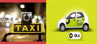 Ola and Uber Change Business Strategies