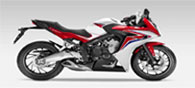Honda Introduces Five New Motorcycles