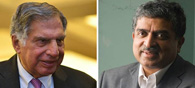 Tata, Kelkar & Nilekani Establish Avanti Finance