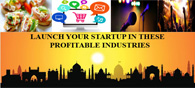 10 Most Profitable Sectors To Launch Startups