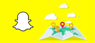 Snapchat Unveils New Feature 'Snap Map'