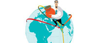 India Inc's Foreign Outlay Jumps 2-Fold To $3 Bn