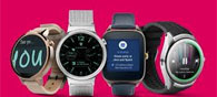 Watches that are set for Android Wear 2.0 Upgrade