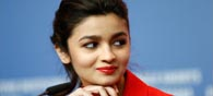Alia, Sensational Celebrity In Indian Cyberspace