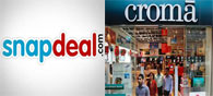 Croma, Snapdeal Tie-Up To Sell Electronics Online