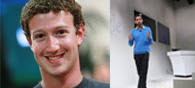 Zuckerberg, Pichai Raise Foundation For Ramanujan