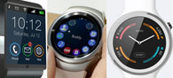 Top Brands Set to Compete in Smartwatch Warfront