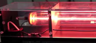 World's Highest Gain High-Power Laser Amplifier