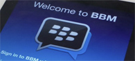 Blackberry Adds Snapchat-Like Features To BBM