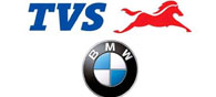 TVS Motor Starts Export Of BMW Bikes