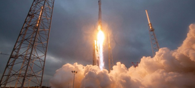 Orbital ATK Mission Launches To Space Station
