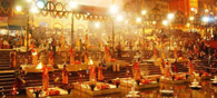 Ghats in India to Spend a Wonderful Evening