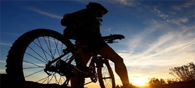Mountain Bikers Ride High On Himachal Lofty Peaks