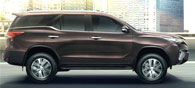Toyota Launches its Second Generation Fortuner