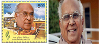 U.S. Postage Stamp on Late Nageswara Rao