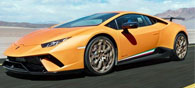 Lamborghini Launches Latest Huracan Performante