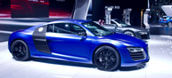 Audi Launches New Sports Car, R8 V10 Plus in India