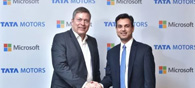Tata Future Vehicles To Use Microsoft's Tech