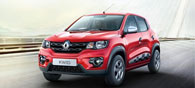 Renault Launches AMT KWID At Rs.4.25L