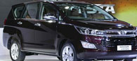 Toyota's 'Innova Crysta' to Ply on Indian Roads