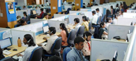 Indian IT Companies Measured Hiring Till Sept 2017