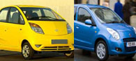 6 Fuel Efficient & Affordable Petrol Cars In India