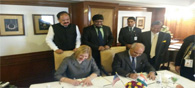 Andhra, USTDA Sign MoU To Develop Vizag