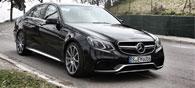 Meet Mercedes-AMG E 63 S: Powerful E Class Sedan