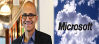 MS's Satya Nadella Launches a New Cloud Service