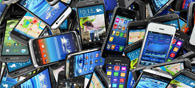 Indian Smartphone Market Grew 5.2 Pct In 2016