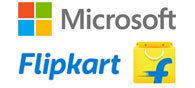 Microsoft-Flipkart Announce Strategic Tie-Up