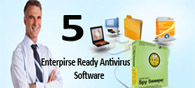 5 Best Enterprise-Ready Antivirus Software