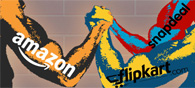 Flipkart & Amazon Festive Season Face Off