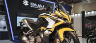 Bajaj Pulsar Gets More Sportier,To Come as RS 200