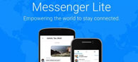 FB Launches Messenger Lite In 132 More Countries