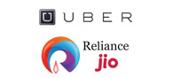 Jio, Uber Forge A Strategic Partnership