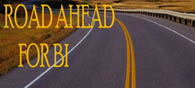 The Road Ahead for BI