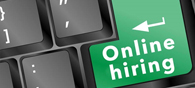 Online Hiring Activity Up 4 Pct In March