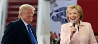 Clinton Takes Near-Unbeatable Lead Over Trump