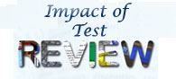 Impact of Test Reviews