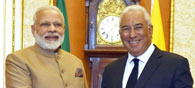 India, Portugal Launch Startup Hub In Modi Visit