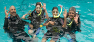 Top 5 Scuba Diving Sites In India