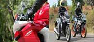 Bajaj Pulsar RS 200 Vs Rivals: Comparisons